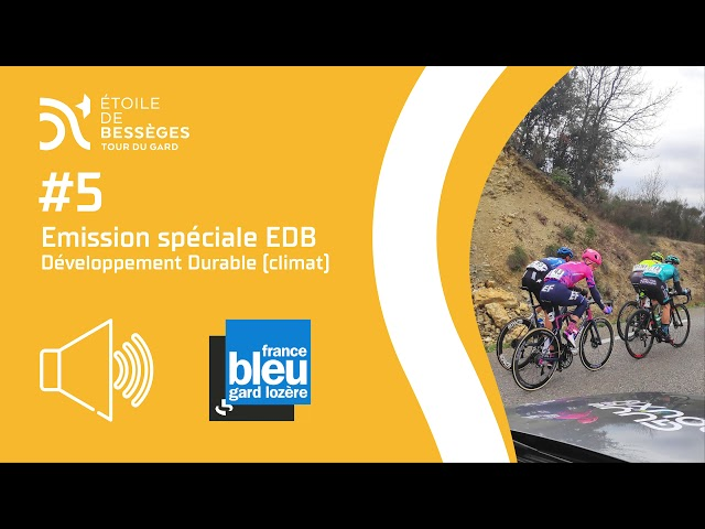 #5-Emission spéciale Étoile de Bessèges - France bleu Gard Lozère