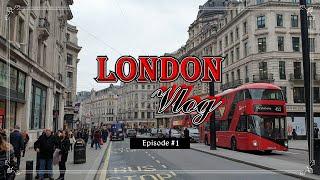 [Vlog] 런던 브이로그 Ep 1 | 영화 노팅힐을 …