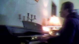 احساس جديد .. نانسى عجرم .. موسيقى على بيانو طارق بغدادى