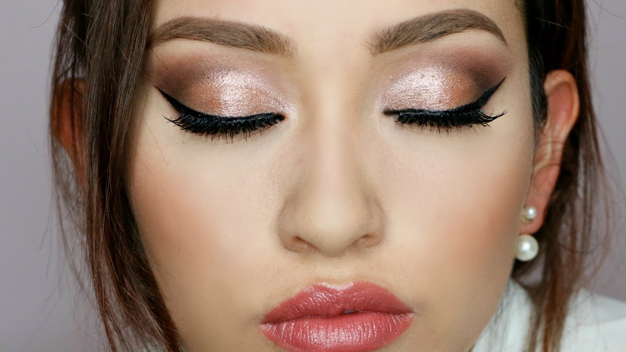 d8077b2a3 Como Hacer un Maquillaje Ideal para una Graduacion - HogarTv por Juan  Gonzalo Angel