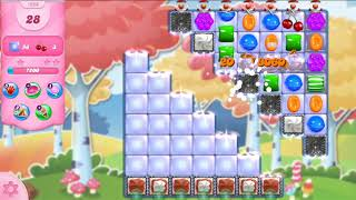 How to complete candy crush saga level #1690 without booster