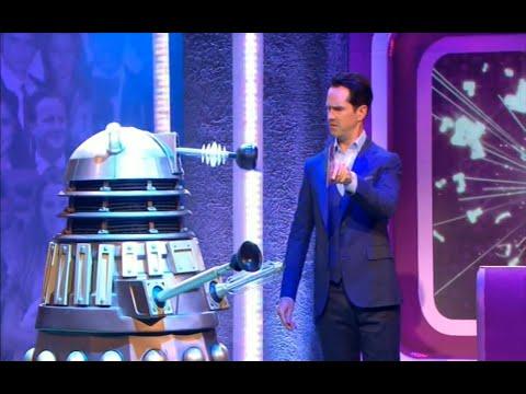 Dalek on The Big Fat Anniversary Quiz