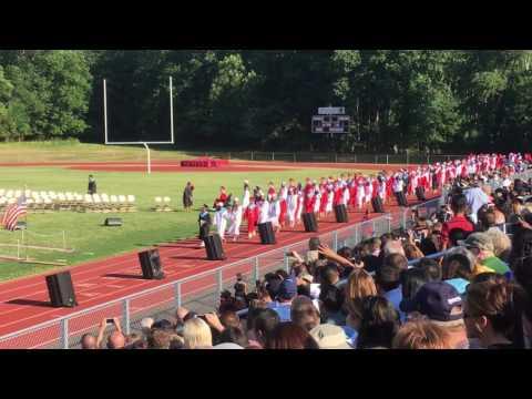 North Rockland High School graduation 2016