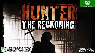 Hunter: The Reckoning Xbox One X Enhanced Gameplay 1920p