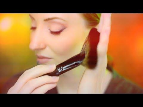 Purifying Light Meditation: ASMR camera brushing, layered inaudible whispers, mic scratching