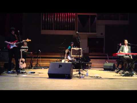 Heather Peace, Manchester, Royal Northern College of Music (Part 1)