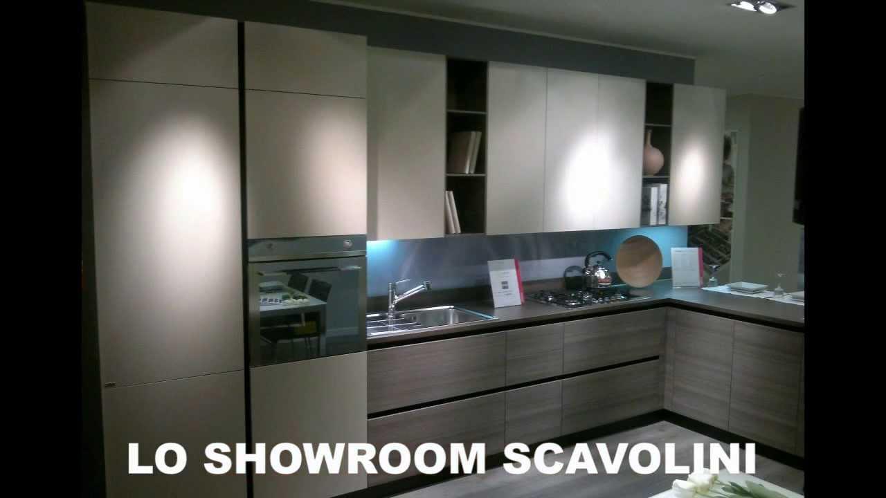 CENTRO CUCINE SCAVOLINI ROMA - YouTube