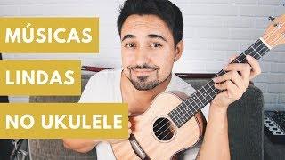 Baixar 5 MÚSICAS BONITAS NO UKULELE! por Tiago Contieri