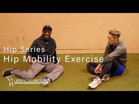 Golf Fitness – Hip Mobility Exercise, 90-90 to Hip Drive