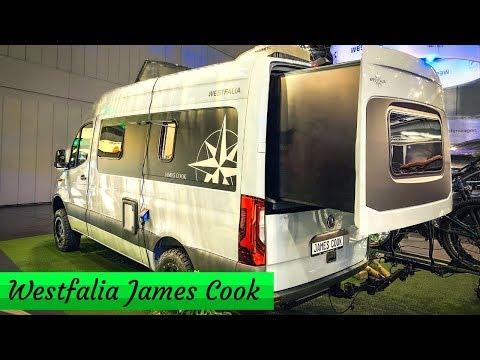 Westfalia James Cook - Mercedes Sprinter Based Camper (QUICK LOOK)
