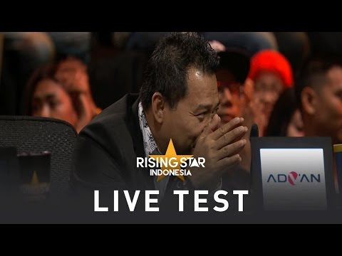 Expert Moment Anang   Live Test   Rising Star Indonesia 2016
