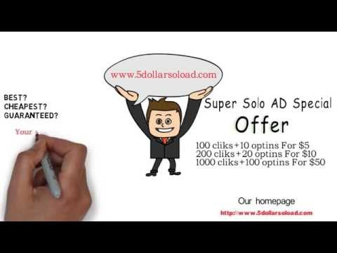 Buy Solo Ads- Email Campaign