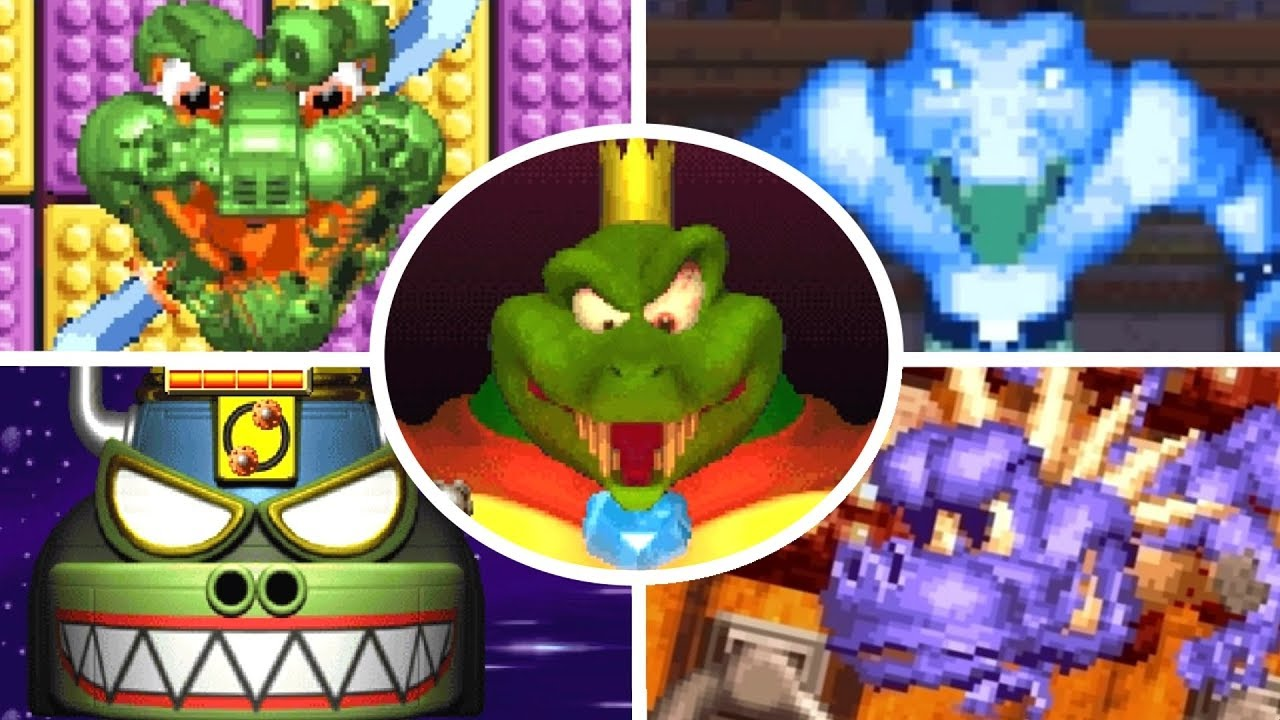 Donkey Kong Jungle Climber - All Bosses (No Damage)