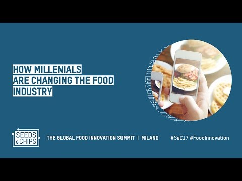 How millennials are changing the food industry #SaC17