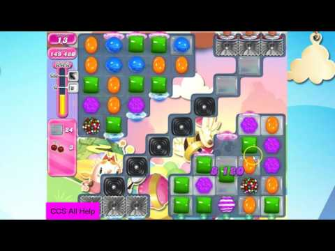 Candy Crush Saga Level 2196 NO BOOSTERS Cookie