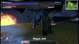Обзор Star Wars: The Force Unleashed на PSP