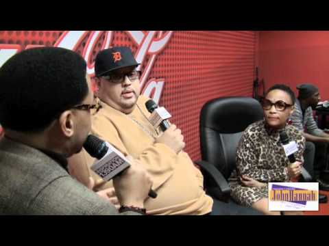 JHMS: Fred Hammond Interview