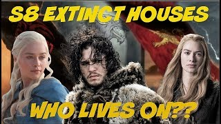 Game Of Thrones Season 8 Proof  Great Houses That Could Go Extinct Feat -  Gray Area, S8 Predictions