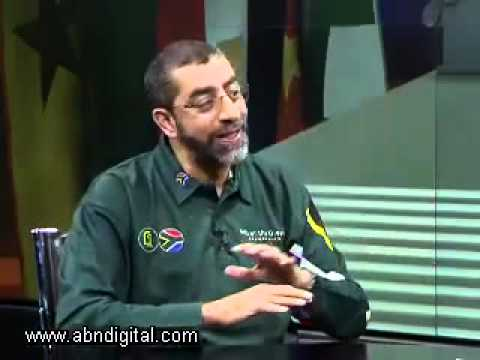 Dr Imtiaz Sooliman - Chairman of Gift of the Givers - Part 1