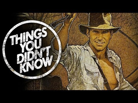 9 Things You (Probably) Didn't Know About Indiana Jones
