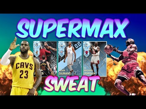 SUPERMAX Grind in Nba 2k18 MYTEAM! LIT LIVESTREAM with the GRINDSQUAD on PS4