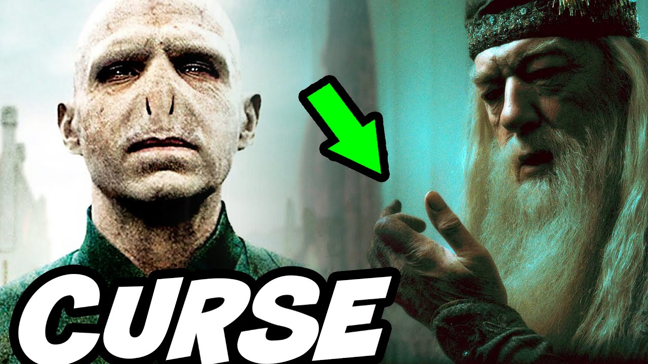 Did Voldemort Know That Dumbledore Was CURSED? - Harry Potter Explained