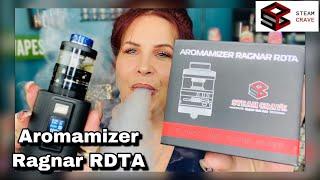 Steamcrave Aromamizer Ragnar RDTA | 35mm?
