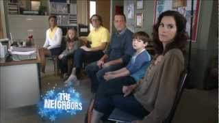 The Neighbors is next on Disney Channel [LONG] - Fa-La-La-Lidays | HD 2012
