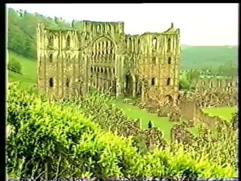 Medieval Abbeys Documentary with Patrick Troughton