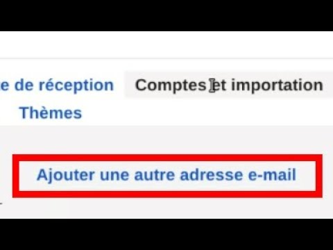 creer une nouvelle adresse mail chez free