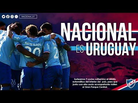 Nacional es Uruguay - 25/2/2018