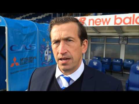 Justin Edinburgh post Bury