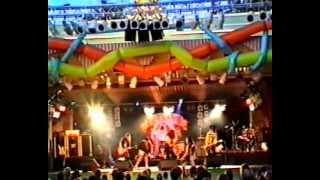 TORNADO BABIES - Razamanaz (live at Liseberg/Gothenburg, Sweden) 1993