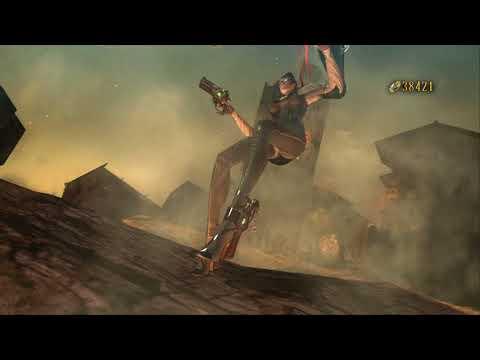 Bayonetta - Capítulo III: Arde la tierra