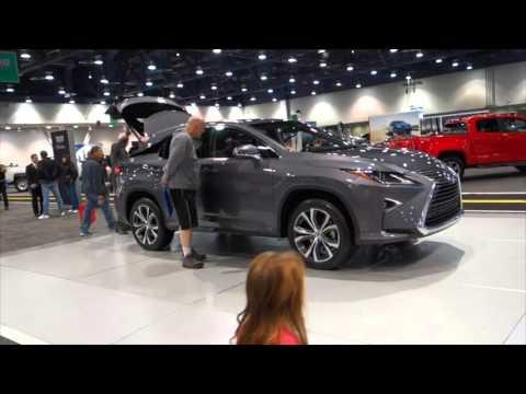 Motor Trend Auto Show Las Vegas