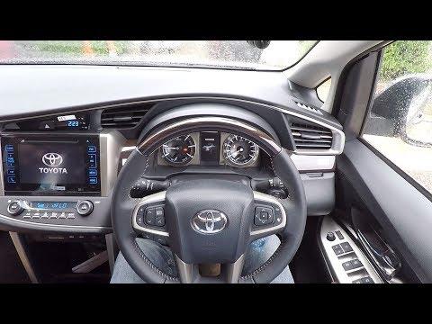 Toyota innova crysta 2017 | 2017 innova crysta | toyota innova crysta sports | 2017 innova crysta