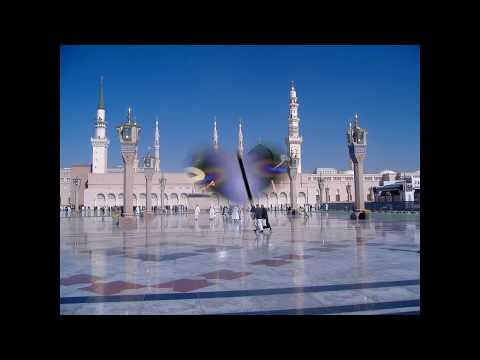 Dar E Nabi Par dare nabi par ye umar beetay Hafiz Ahmed Raza Qadri