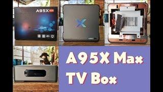 รีวิว mi box s ลง apk แบบละเอียด ดูทีวี ดูบอล แก้ไข แอฟ Line