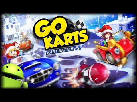 Juego Kawaii De Carreras Inspirado En Mario Kart Para Android Kart