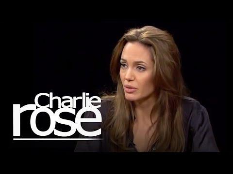 Angelina Jolie Talks with Charlie Rose | Charlie Rose