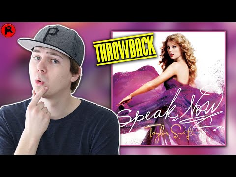 TAYLOR SWIFT - SPEAK NOW (2010) | ALBUM REVIEW