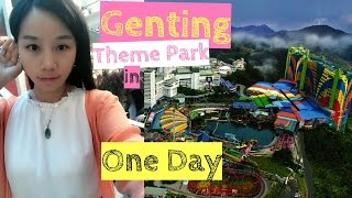 Download lagu Genting Highlands Theme Park in One Day MP3