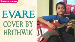Download Hindi Video Songs - Evare - Cover By  Hrithwik  ♪♪ #premamcontest
