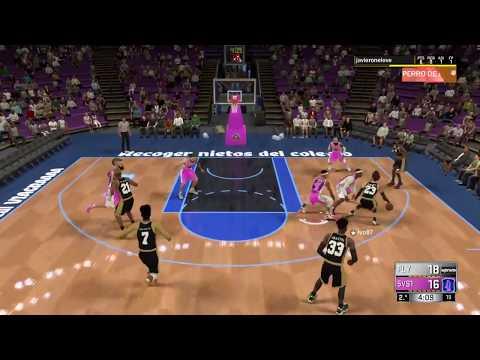NBA2K18 | Proam | Octogenarians vs |FLY EMIRATES|
