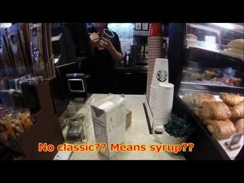 アメリカのスターバックスで英語での注文方法(動画あり)(海外 ...