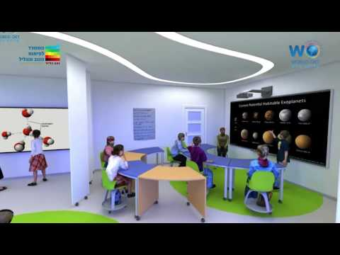 From Smart Classrooms To Future Learning Spaces : A New World ORT Innovative Initiative.