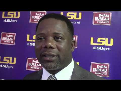 LSU counting on freshman Donte Jackson as playmaker asst Frank Wilson says