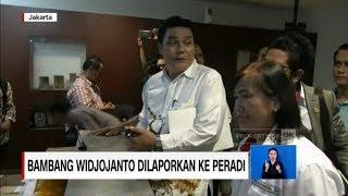 Bambang Widjojanto Dilaporkan ke Peradi