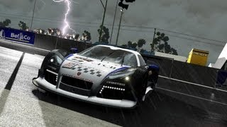 Project CARS Weather and Lighting Build 531 [PC Gameplay Video] 1080p