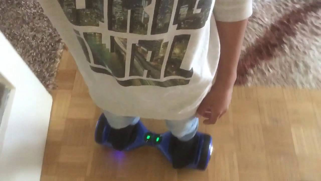 Hoverboard Explodiert